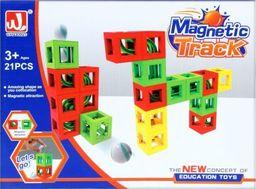 Mega Creative KLOCKI MAGNETYCZNE 21EL MEGA CREATIVE 418545