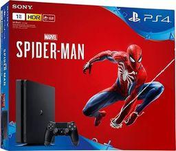 Konsola Sony PlayStation 4 Slim 1TB + Marvels Spider-Man