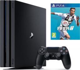 Sony PlayStation 4 Pro 1TB (CUH-7116B) + Fifa 19