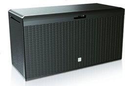 Prosperplast Skrzynia ogrodowa Boxe Rato Plus 290L - antracytowy