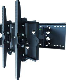 "ART UCHWYT DO TV LCD/LED/PLAZMA 32-100"" 100KG AR-24 ART reg.pion/poziom"