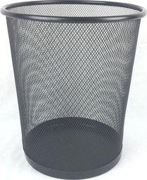 Kosz na śmieci Benedomo 10L czarny