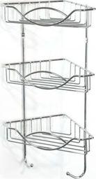 AWD Interior Półka narożna 22cm chrom (AWD02080051)