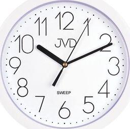 JVD Zegar ścienny JVD HP612.1 Cichy mechanizm uniwersalny