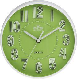 MPM Zegar ścienny MPM E01.3228.40 fi 20 cm Cichy