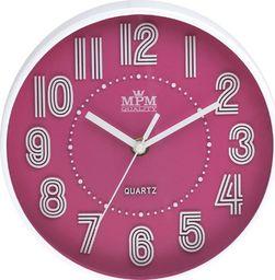 MPM Zegar ścienny MPM E01.3228.23 fi 20 cm Cichy