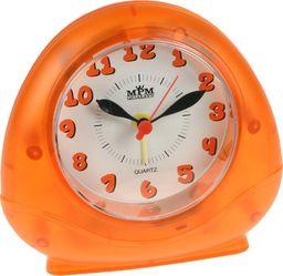 MPM Budzik MPM C01.2564.60 pomarańczowy dziecięcy