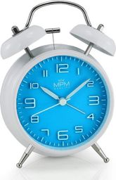 MPM budzik MPM C01.3857.0030 Bell Alarm Retro uniwersalny