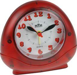 MPM Budzik MPM C01.2564.22 czerwony dziecięcy