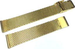 Diloy Bransoleta stalowa do zegarka Diloy MESH10-18-G 18 mm uniwersalny