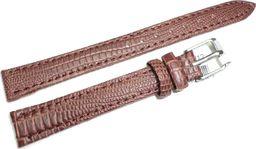 JVD Skórzany pasek do zegarka 12 mm JVD R15102-12 uniwersalny