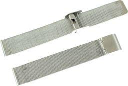 Tekla Bransoleta stalowa do zegarka 18 mm Tekla BC1.18 Mesh uniwersalny