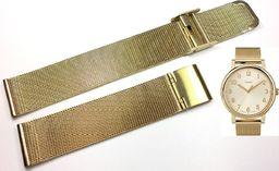 Timex Bransoleta do zegarka Timex T2N598 P2N598 18 mm Stal uniwersalny