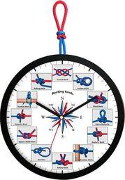 Atrix Żeglarski zegar ścienny ATE2013WZ SW BK uniwersalny
