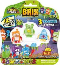 Cobi Trash Pack Figurki z akcesoriami 3-pak s.2