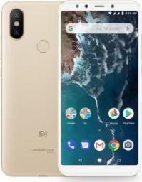Smartfon Xiaomi Mi A2 128 GB Dual SIM Złoty  (PN100562)