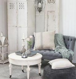Chic Antique Sofa tapicerowana Chic Antique 2 uniwersalny