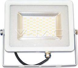 V-TAC 30W LED Prožektorius V-TAC SLIM (SMD LED) (4500K) dienos šviesa, baltas