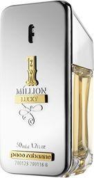 PACO RABANNE Woda toaletowa 1 Million Lucky EDT dla mężczyzn 50 ml