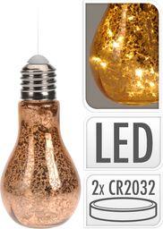 Dekoratyvinė šviečianti lemputė