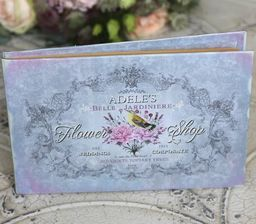 Chic Antique Notes Provence Chic uniwersalny