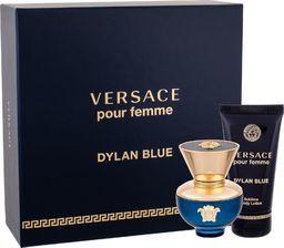 VERSACE Zestaw Pour Femme Dylan Blue