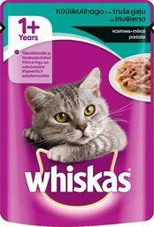 Whiskas Karma mokra dla kotów dorosłych z królikiem 100g