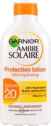 Garnier Pienelis nuo saulės Garnier Ambre Solaire SPF20 200 ml