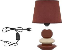 Lampa stołowa Iso Trade L6481 z abażurem  (1484836332)