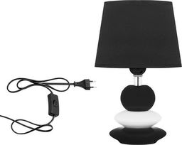 Lampa stołowa Iso Trade L6482 z abażurem  (1484836332)