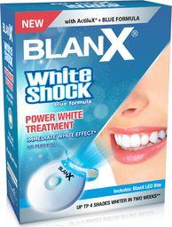 BlanX System wybielający White Shock pasta 50 ml+LED Bite