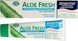 ESI Pasta do zębów Aloe Fresh Sensitive 100 ml