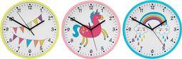 Zegar ścienny Unicorn, 22 cm