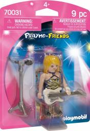 Playmobil Special Plus Gwiazda rocka