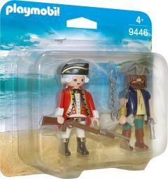 Playmobil Duo Pack Pirat i żołnierz