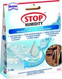 Henkel Drėgmės sugėriklis Stop Humidity Mini Neutral 2x50g.