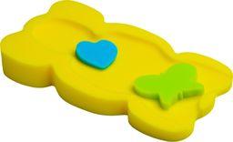 Badum Materac do kąpieli żółty