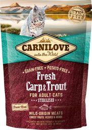 ANIMONDA  CARNILOVE CAT Fresh Carp & Trout Sterylised 2kg