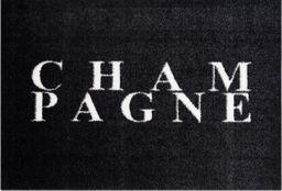 Hanse Home czarna wycieraczka StateMat Champagne 50x70 cm (21232980)