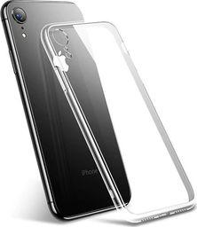 Cafele Etui Cafele Slim Glass Case Apple iPhone Xr przezroczyste uniwersalny