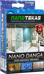 Nanotec Nano danga dušo kabinoms, keramikai, 60/60ml