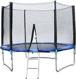 LEX Siatka ochronna do trampoliny czarna