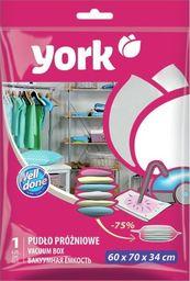 York YORK vakuuminis maišas rūbams, 60X70X34CМ
