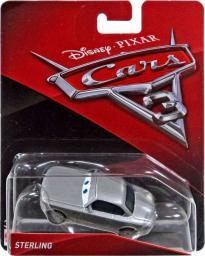 Mattel Disney Pixar Auta Sterling (DXV63)
