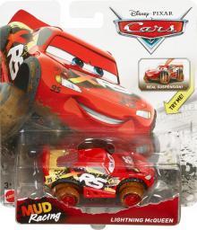 Mattel Disney Pixar Auta XRS Mud Racing Li (GBJ36)
