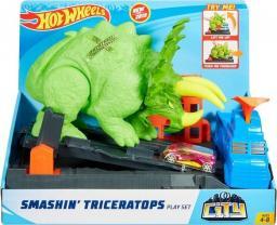 Mattel Hot Wheels Starcie Triceratops