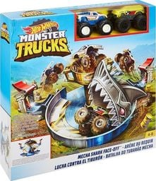 Hot Wheels Tor samochodowy Monster Trucks Arena Rekina (FYK14)