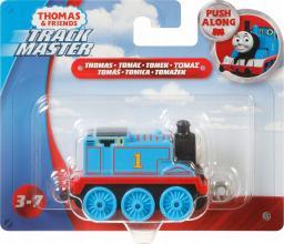 Fisher Price Tomek i Przyjaciele Mała metalowa lokomotywka Tomek (FXW99)
