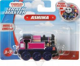Fisher Price Tomek i Przyjaciele Mała metalowa lokomotywka Ashima (FXX00)