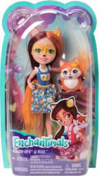 Enchantimals Lalka Enchantimals Felicity Fox (DVH87/FXM71)